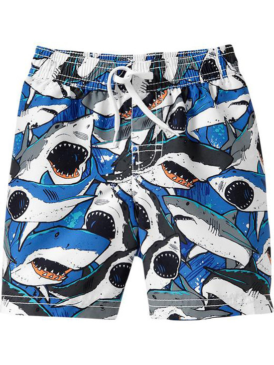 Old Navy Shark Swim Trunks