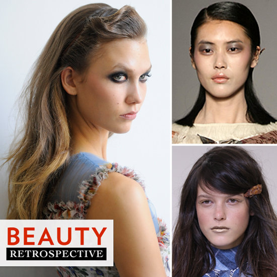 10 of the Best Runway Beauty Looks From Rodarte