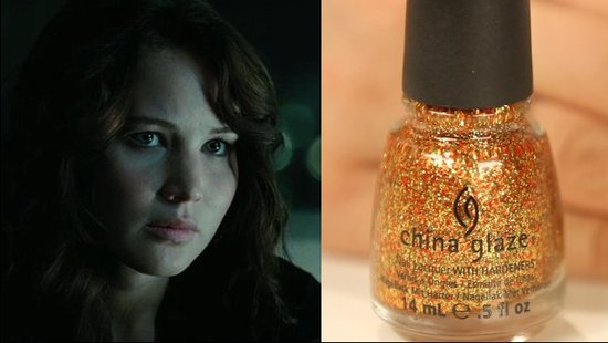 Catch Fire With The Hunger Games Nail Collection