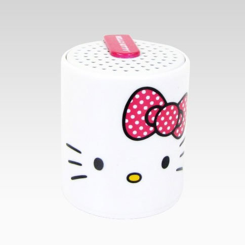 Hello Kitty USB speaker ($25)