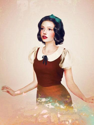 """Real Life"" Snow White"