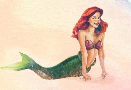 """Real Life"" Ariel"