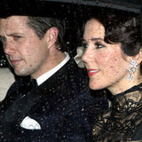 November 2008: Prince Charles' 60th Birthday at Buckingham Palace