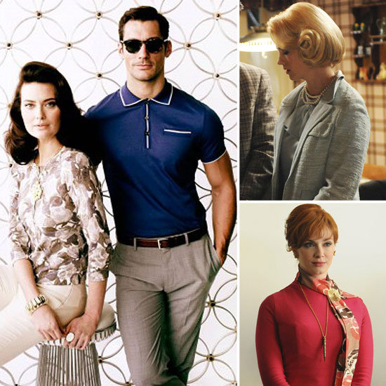 Get Excited For Banana Republic's Second Mad Men Collection