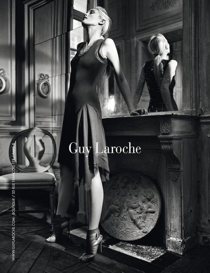 Guy Laroche Spring 2012 Ad Campaign