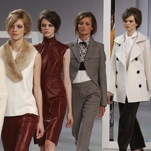 NYFW Fall 2012 Derek Lam Runway Show [Video]