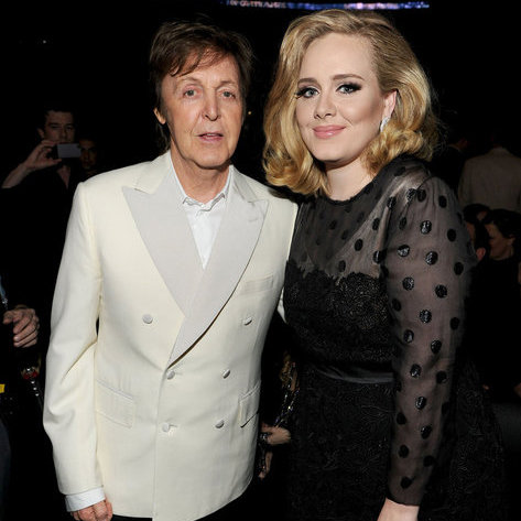 Grammy Awards Pictures 2012