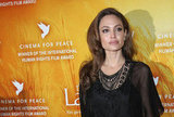 Angelina Jolie Looks Ladylike in Black at the Berlin Film Festival
