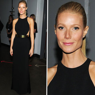 Gwyneth Paltrow at Grammys 2012