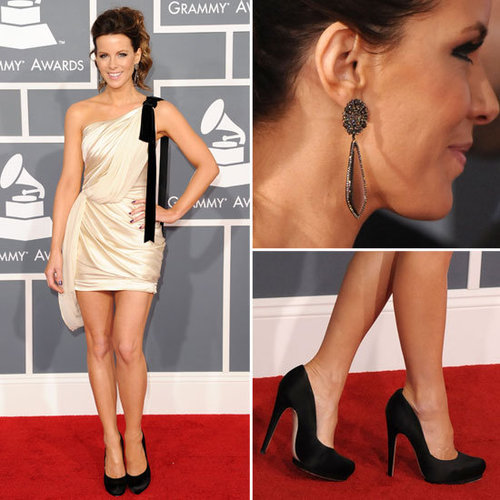 Kate Beckinsale at Grammys 2012