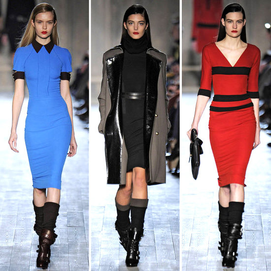 Victoria Beckham Runway Fall 2012