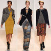 Lela Rose Runway Fall 2012