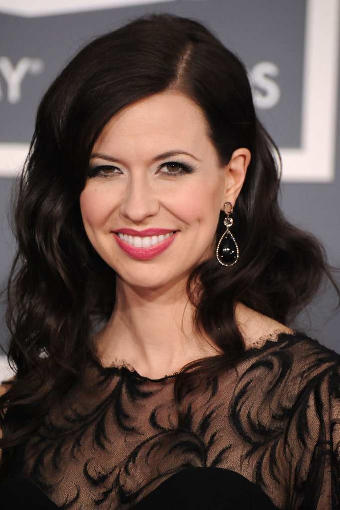 Joy Williams attended the 2012 Grammys.