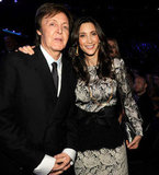 Paul McCartney and Nancy Shevell, 2012