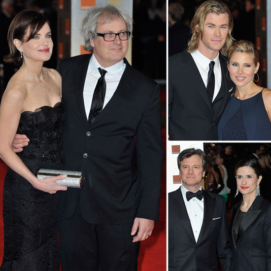 BAFTA Couples Enjoy a Date Night in London