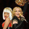 Madonna's Super Bowl Beauty Looks and More