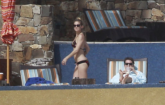 Kate Hudson Pops Up in a Bikini on a Mexican Vacation With Matthew Bellamy