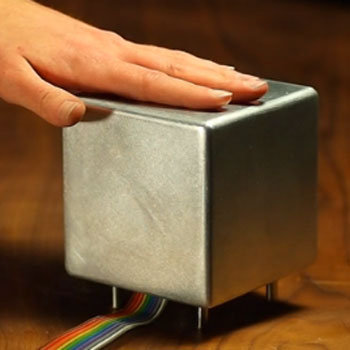 Cryoscope Haptic Touch Weather Box