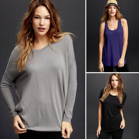 Today Gap Launches a Covetable New Basics Line Called Gap Pure