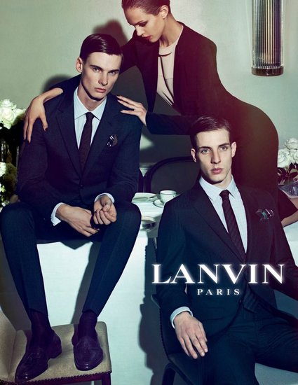 Lanvin Spring 2012 Ad Campaign