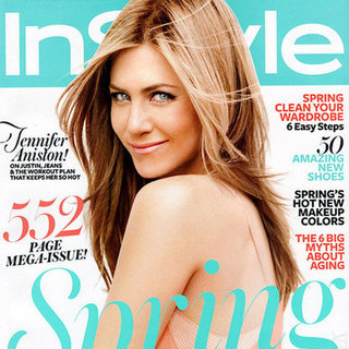 Jennifer Aniston InStyle Cover and Pictures 2012