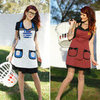 Handmade Superhero Aprons