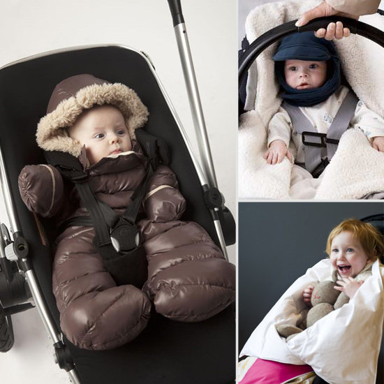 Baby, It's Cold Outside: 8 Cozy Stroller Buntings
