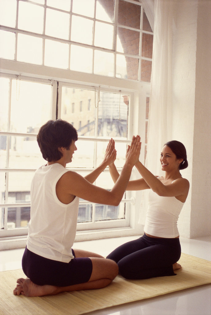 Connect Through Partner Yoga