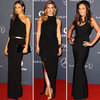 Bar Refaeli, Thandie Newton and Tamara Ecclestone Dresses at the Laureus Sports Awards