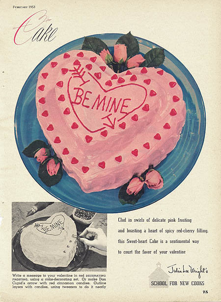 How to feel bloated on Valentine's Day —so romantic!