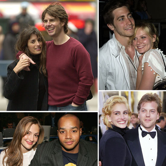 They Dated?! Fun Celebrity Couples From the Past!