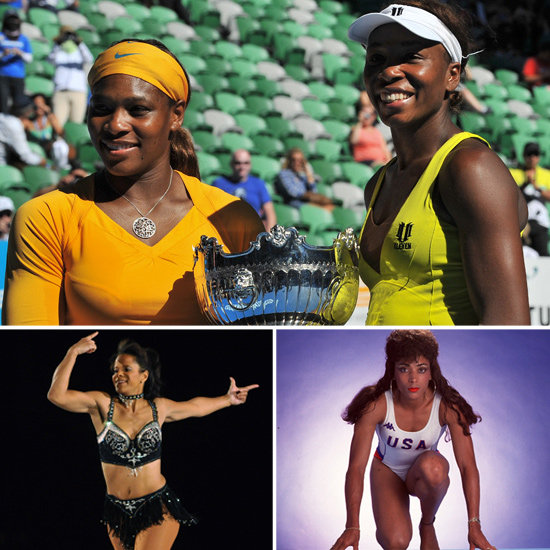 A Celebration of Black Female Athletes