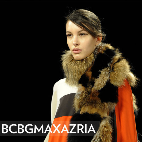 BCBG Max Azria: Fall 2012 Beauty Report