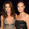 Cindy Crawford SJP Heidi Klum Inside amfAR Gala Pictures