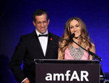 Kenneth Cole and Sarah Jessica Parker