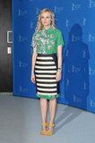 Diane Kruger wore 10 Crosby by Derek Lam to the Berlin Film Festival.