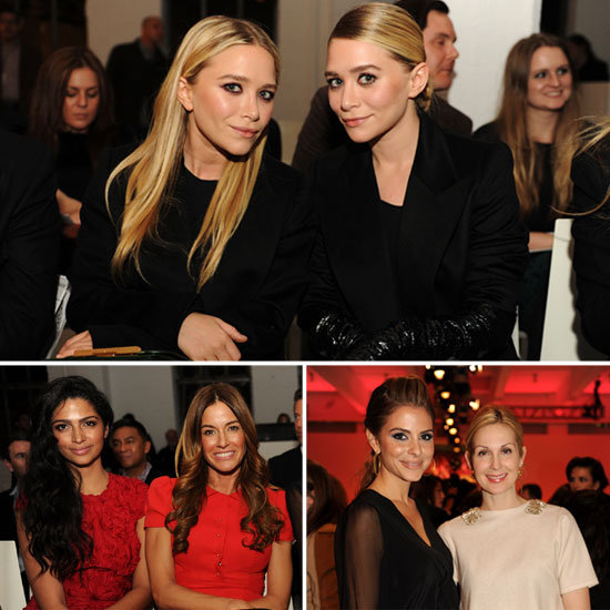 Mary-Kate and Ashley Olsen Hit Their First Fashion Week Front Row at QVC