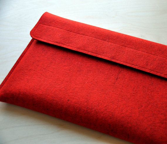 A 13-inch laptop case ($46).