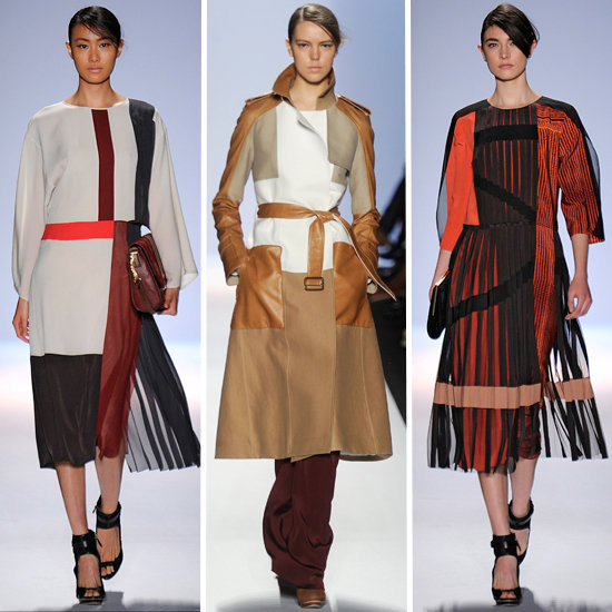 2012 Fall New York Fashion Week: BCBG