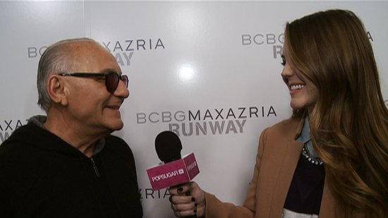 BCBG's Max Azria Tells Us When He Fell in Love With Fashion
