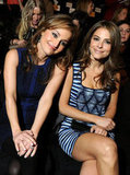 Giada De Laurentiis and Maria Menounos at BCBG Max Azria