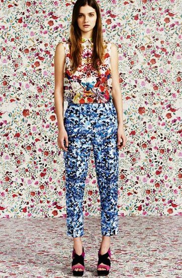 See the Entire Mary Katrantzou For Topshop Lookbook