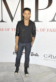 Prabal Gurung at CFDA Exhibition.