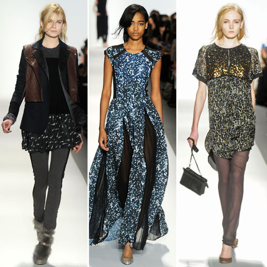 2012 Fall New York Fashion Week: Rebecca Taylor