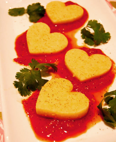 Take a Polenta My Heart