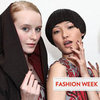 Day 1 Hair and Makeup Looks From 2012 New York Fall Fashion Week