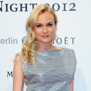 Diane Kruger in Sequins at Berlin Film Festival Pictures