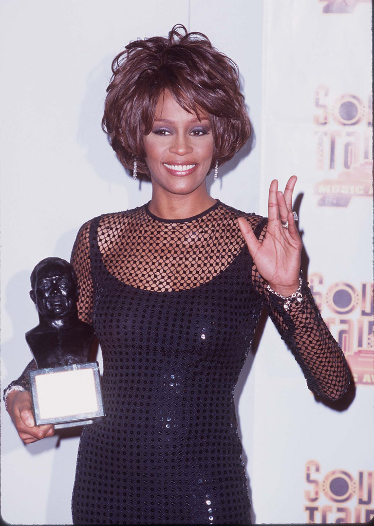 In 1998, she grabbed a Soul Train Music Award.