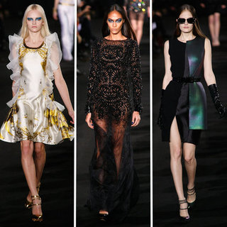 Prabal Gurung Runway Fall 2012