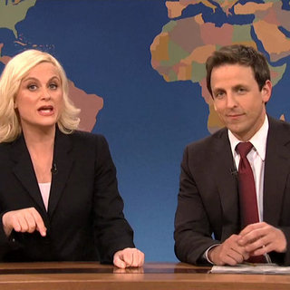 SNL Really!?! With Seth and Amy on Birth Control